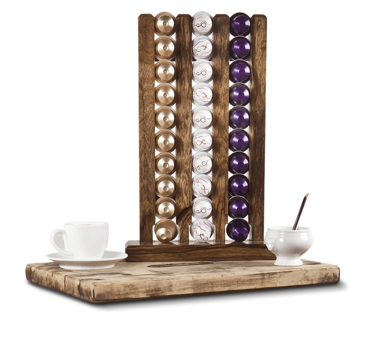 לוסידו מתקן קפסולות קפה