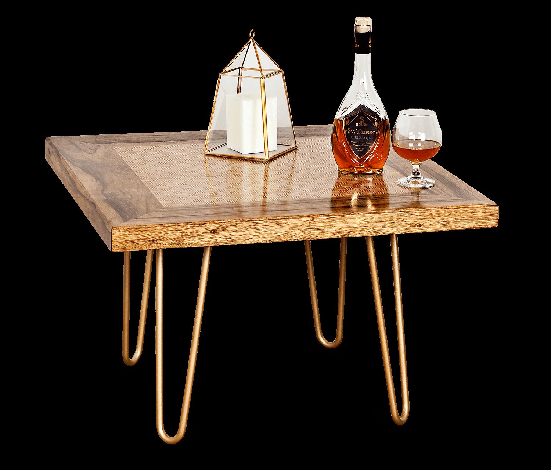 וואגו שולחן סלון מעץ