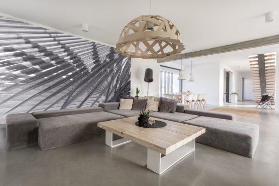 שולחן סלון בעיצוב קלאסי