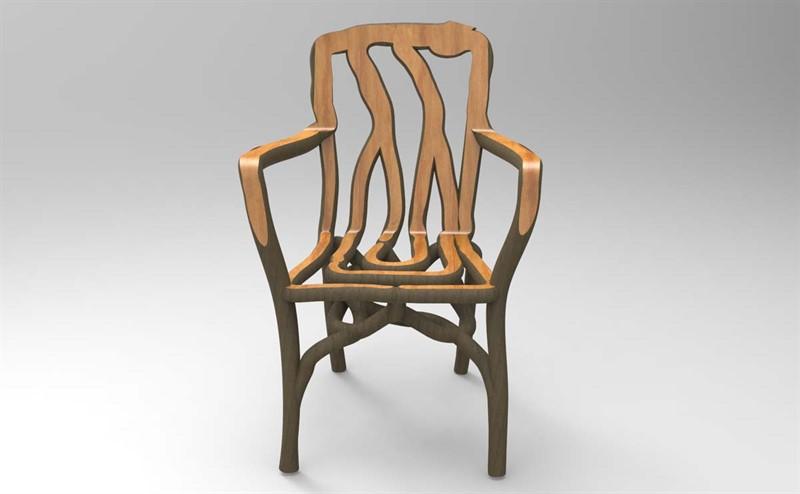 גידול כיסא